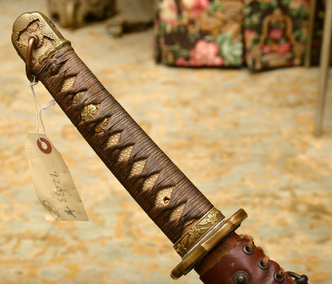 Samurai sword - 2