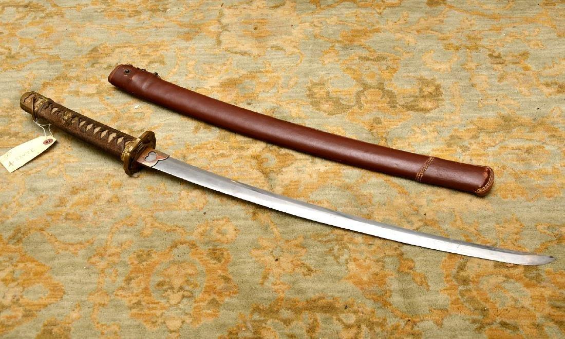 Samurai sword - 5
