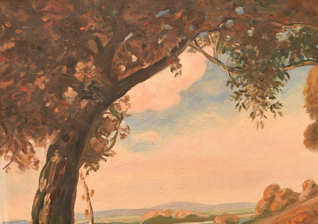 M. Markman, painting - 2