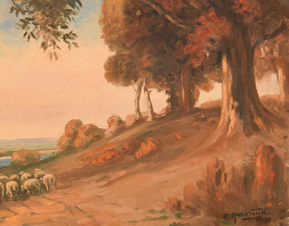 M. Markman, painting - 3