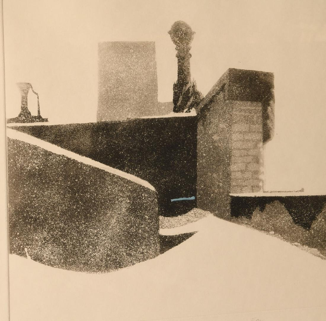 Pearson, (2) etchings - 8