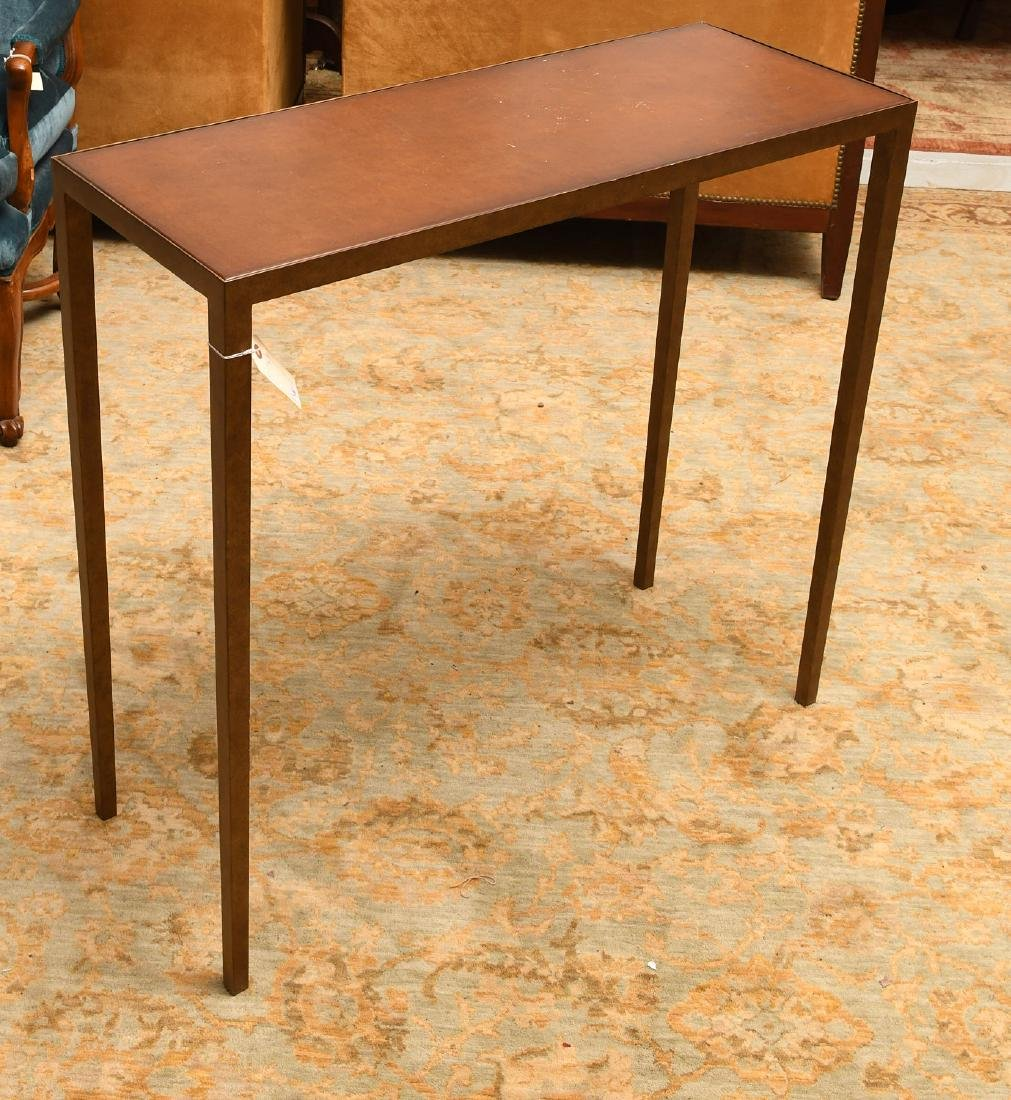 Jean-Michel Frank style console table