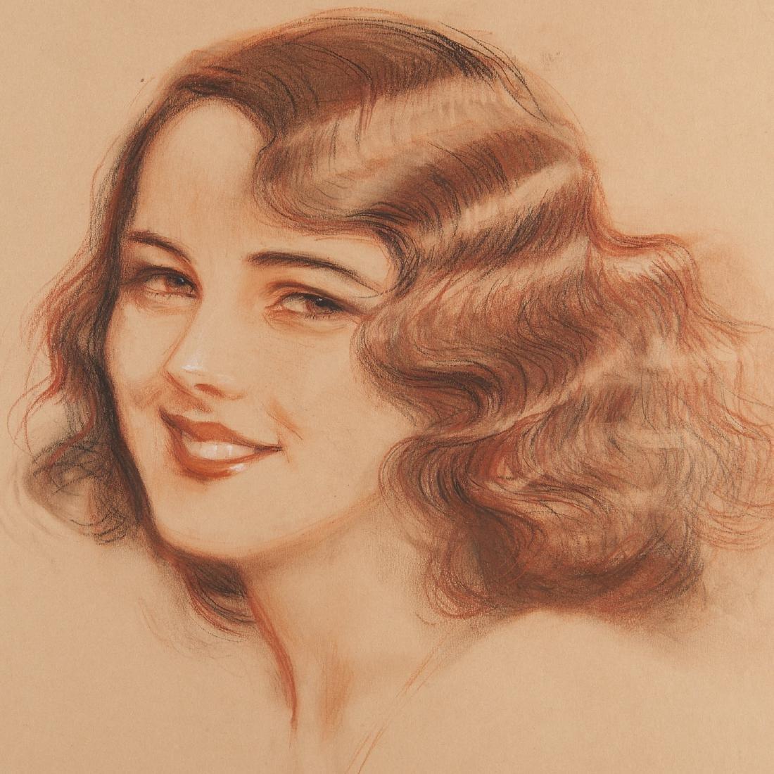 Huguette Clark, (2) prints - 4