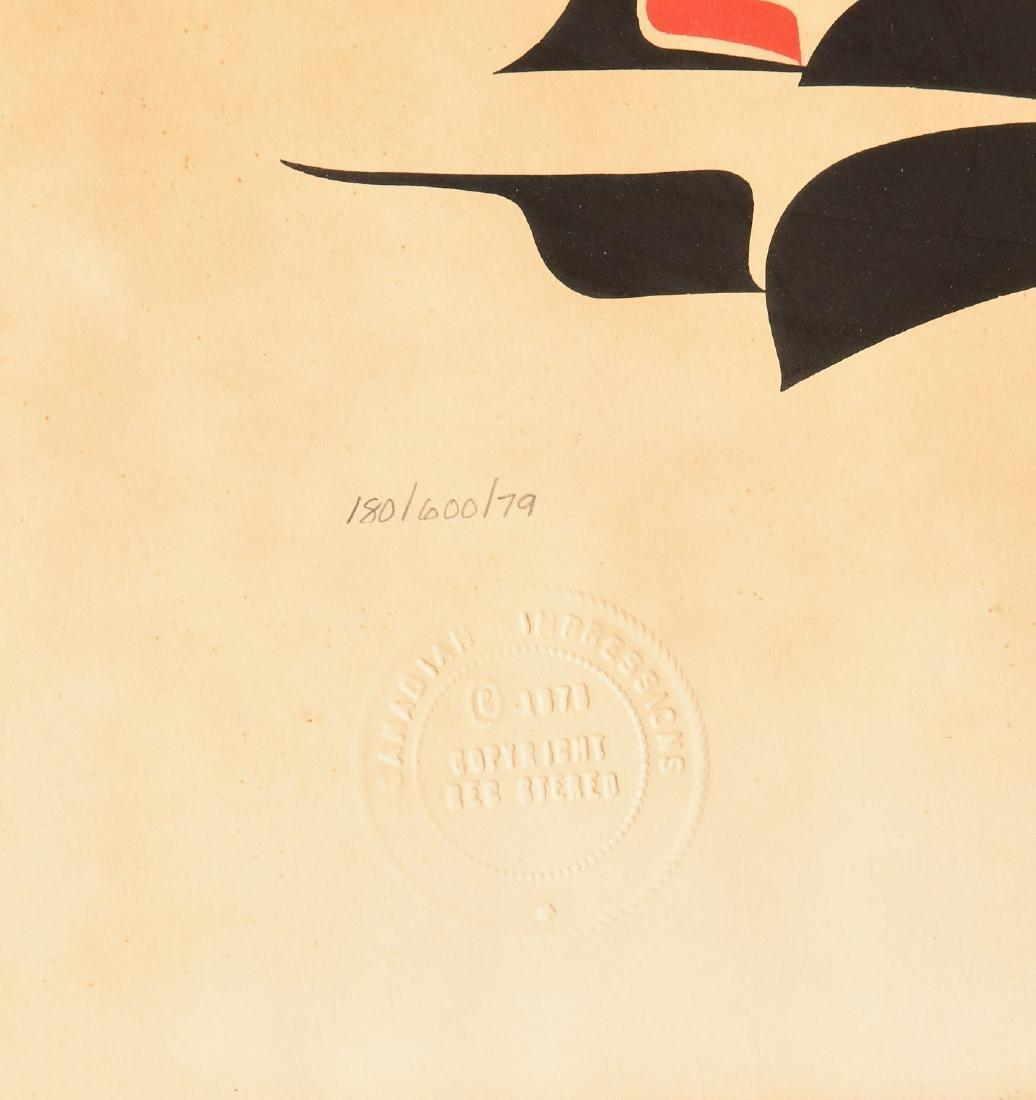 Doug Lafortune, serigraph - 2