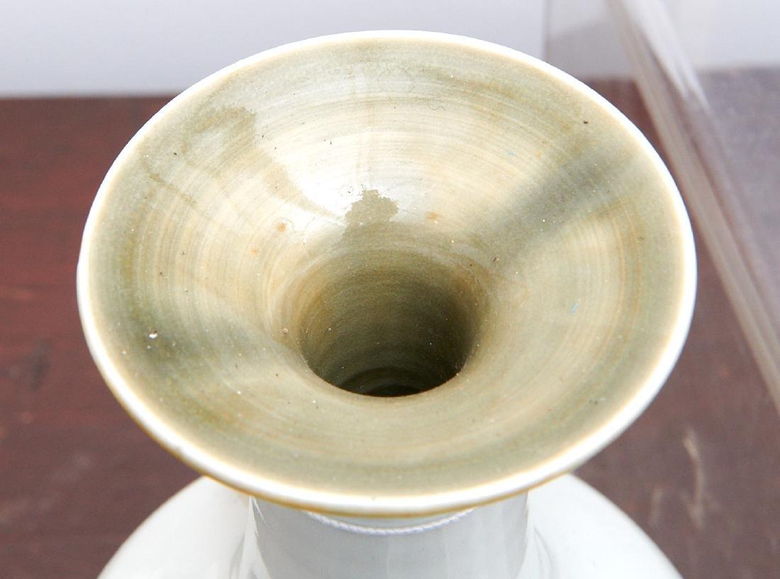 Set (4) studio ceramic vases - 6