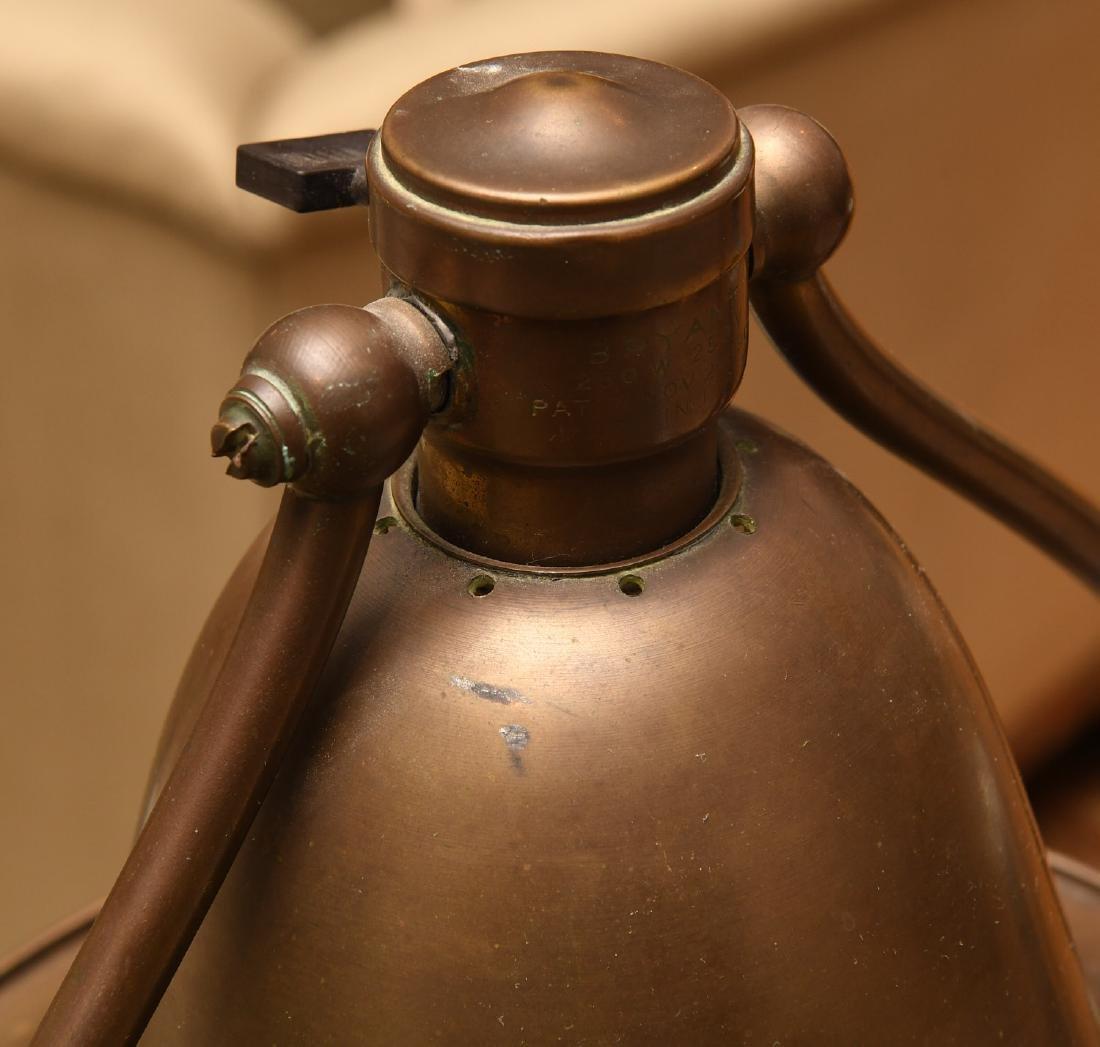 Handel-style floor lamp - 4