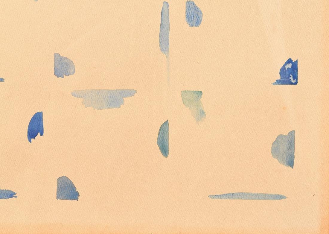 Robert Duran, watercolor painting - 3