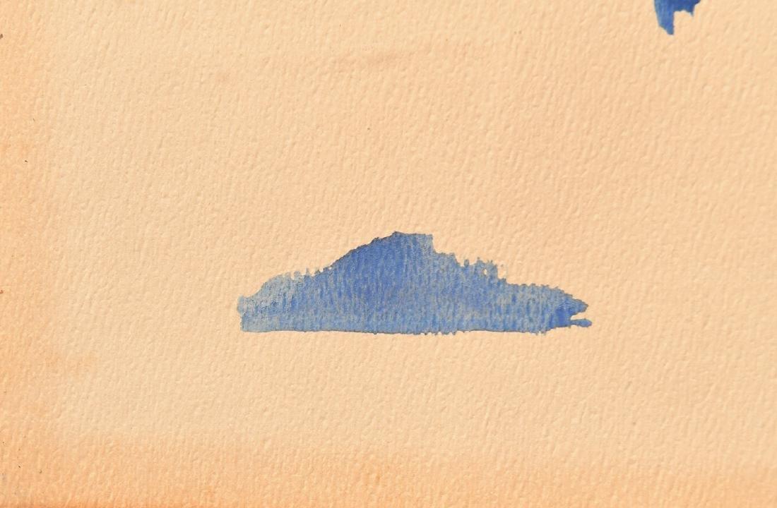 Robert Duran, watercolor painting - 4