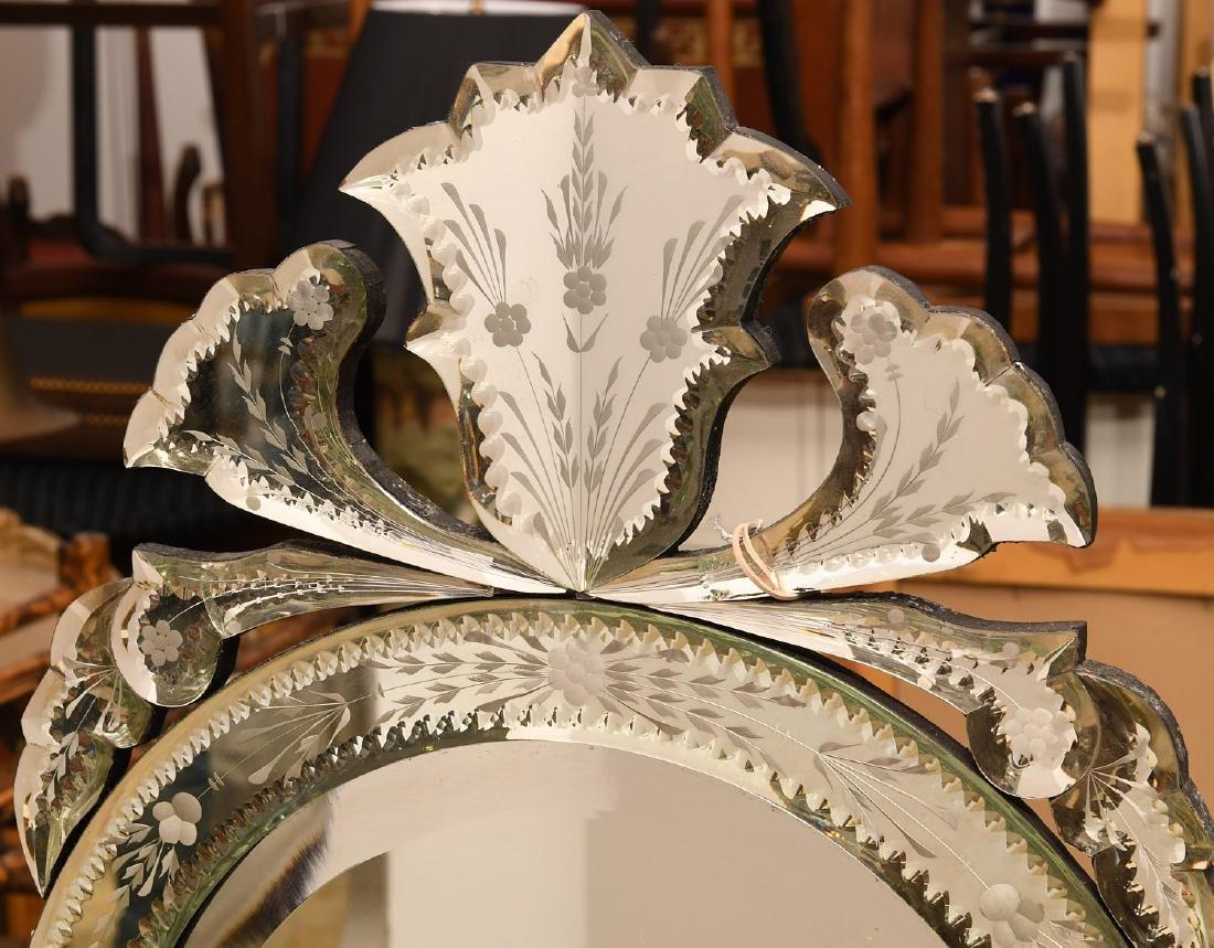 Venetian style tabletop dressing mirror - 2