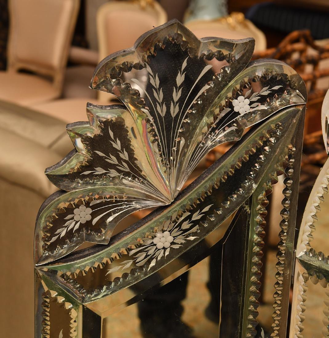 Venetian style tabletop dressing mirror - 4