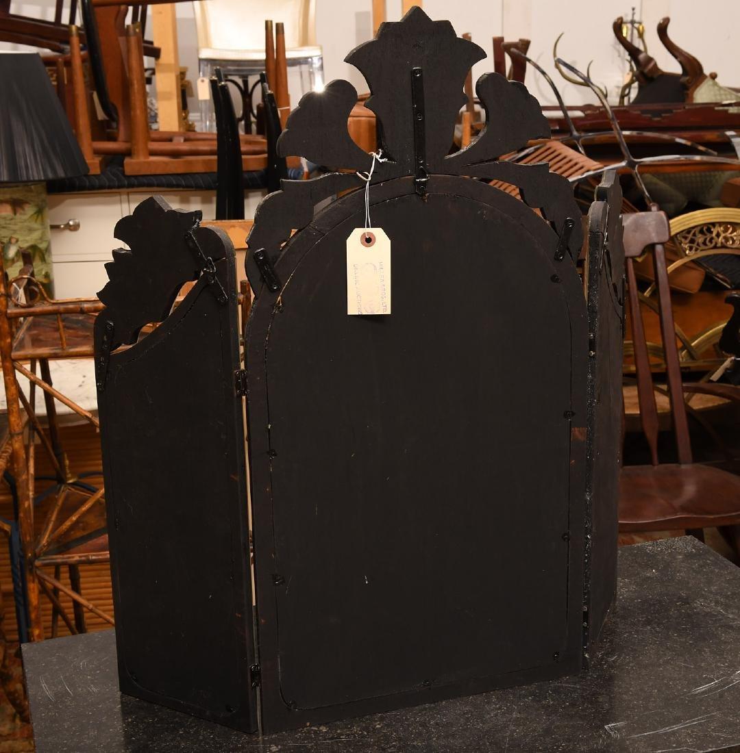 Venetian style tabletop dressing mirror - 5