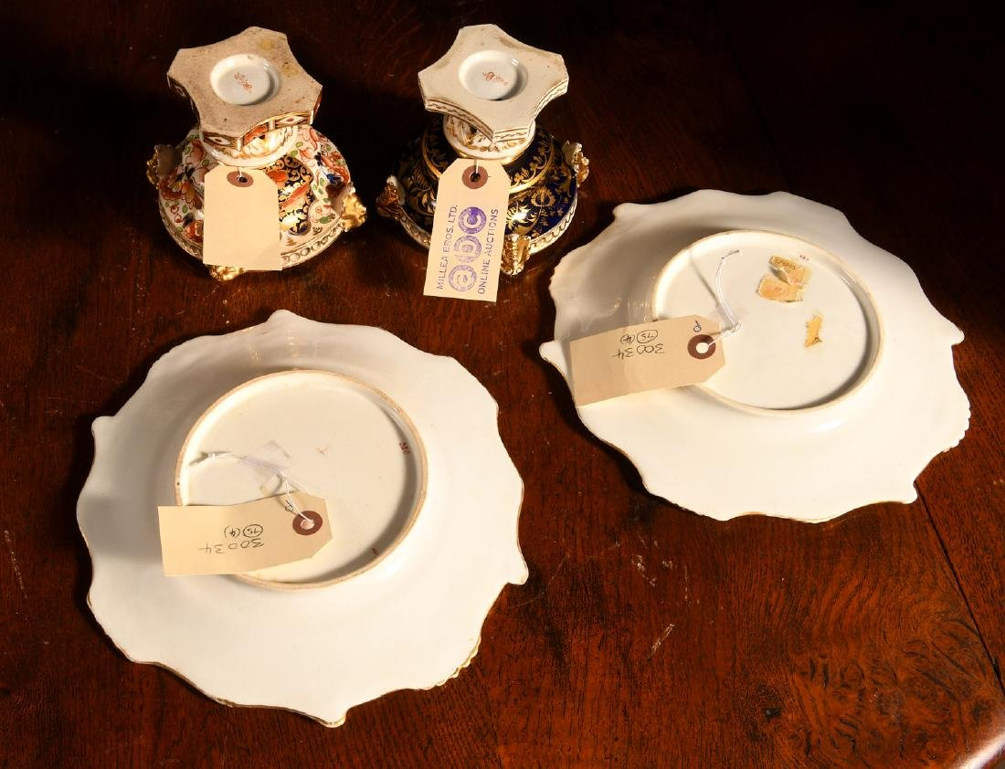 Group (4) ceramics incl. Crown Derby - 6