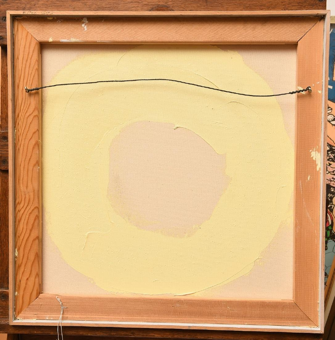 Manner of Lucio Fontana, painting - 5