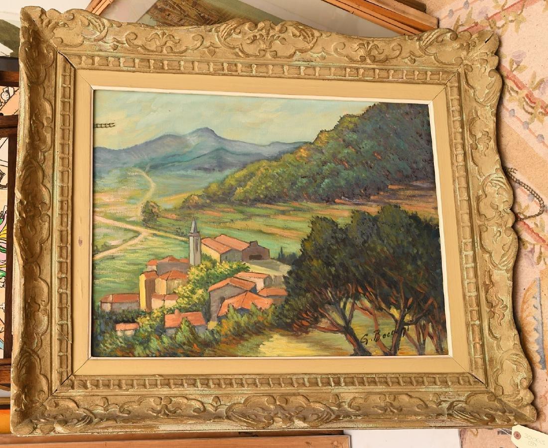 G. Bocconi, painting