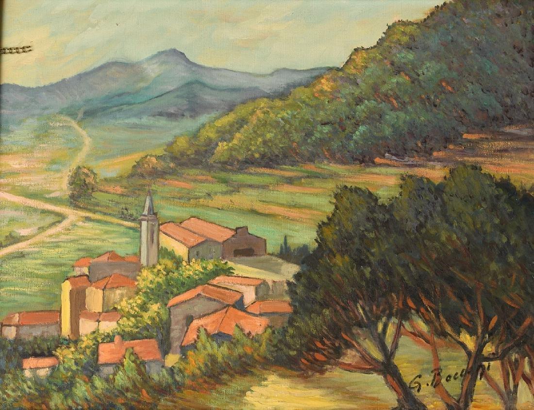 G. Bocconi, painting - 2