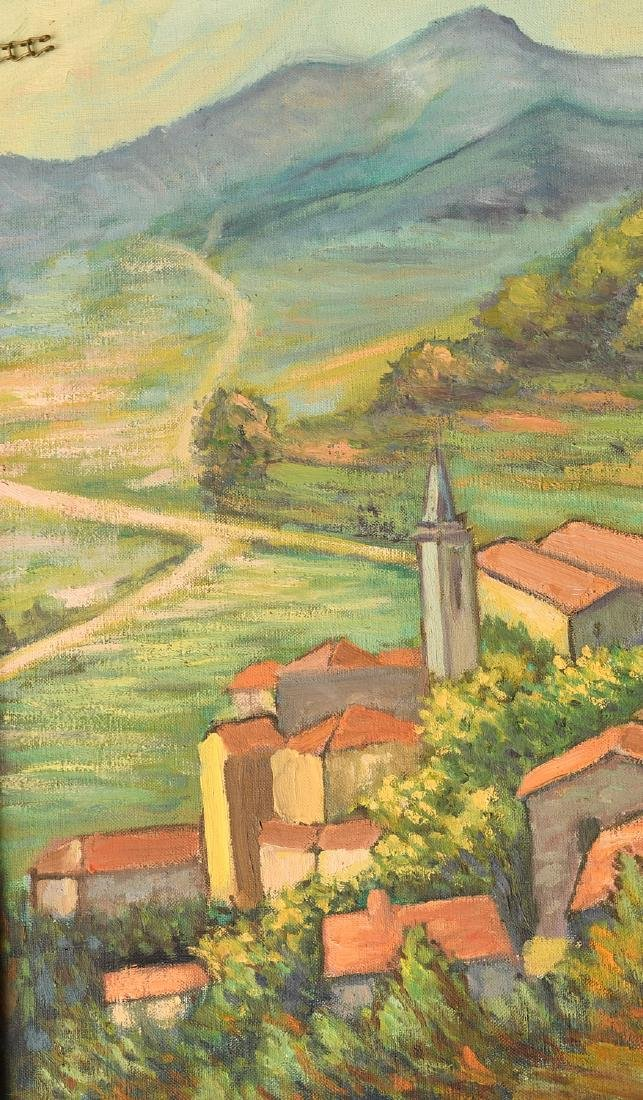 G. Bocconi, painting - 3