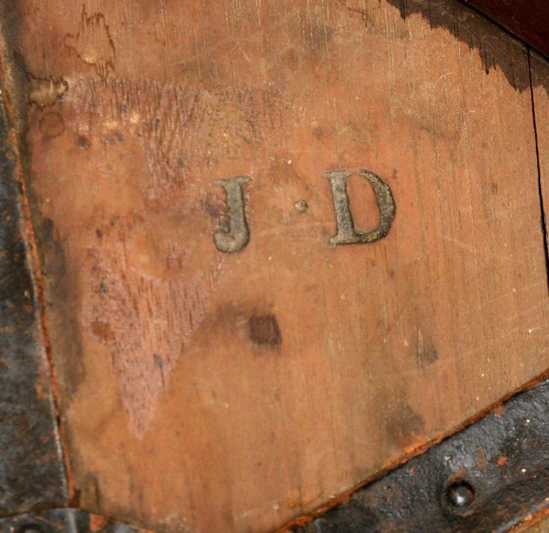 (2) French grain measuring pails - 10