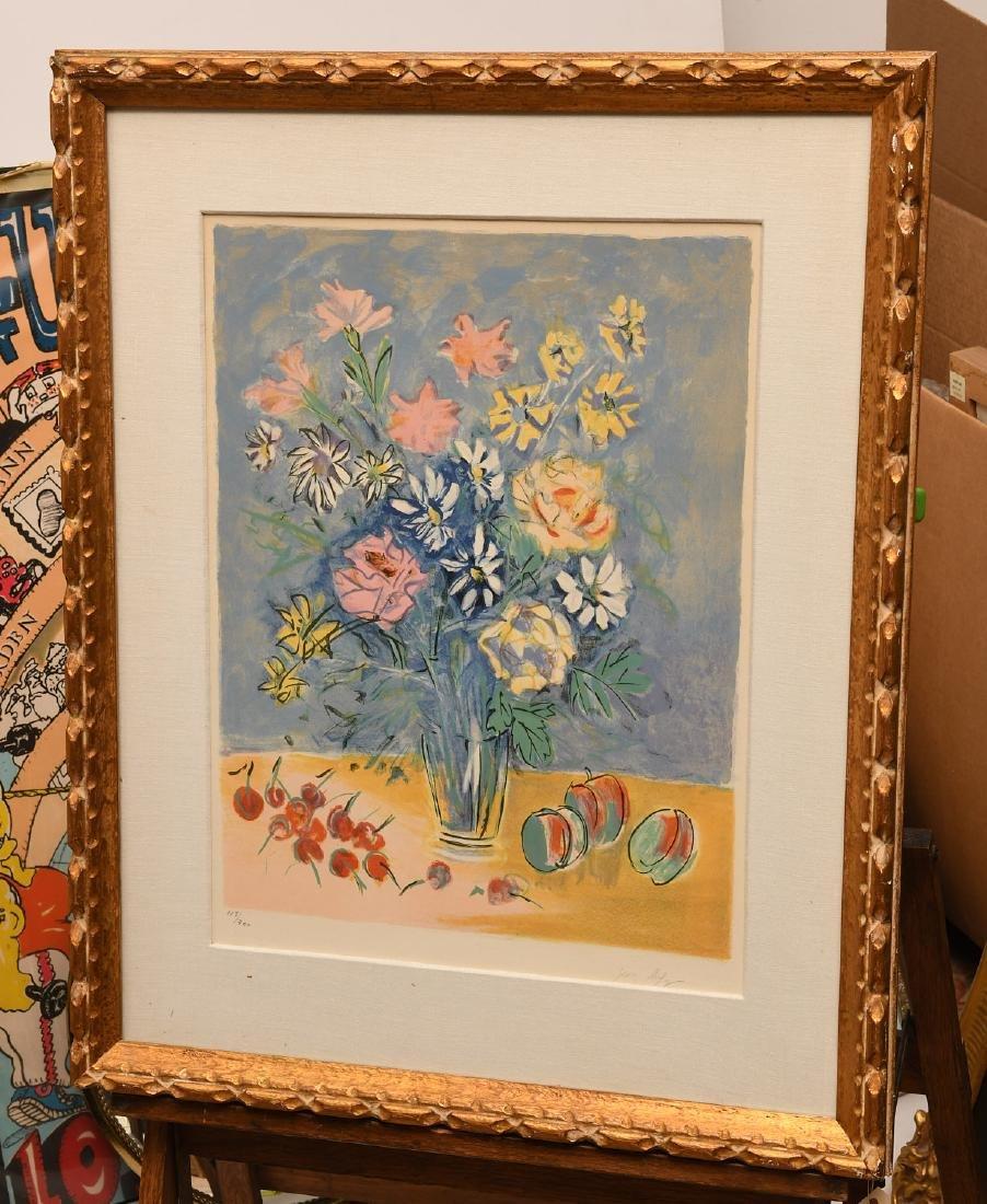 Jean Dufy, lithograph