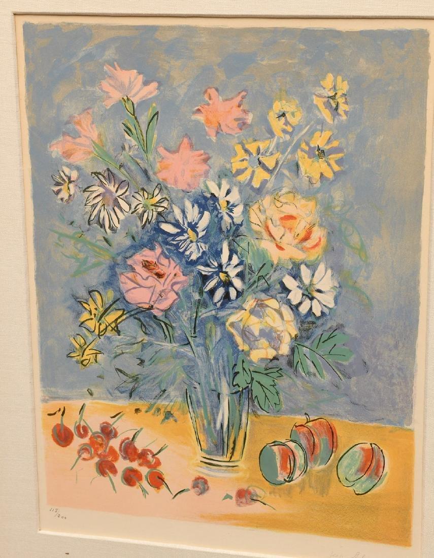 Jean Dufy, lithograph - 2