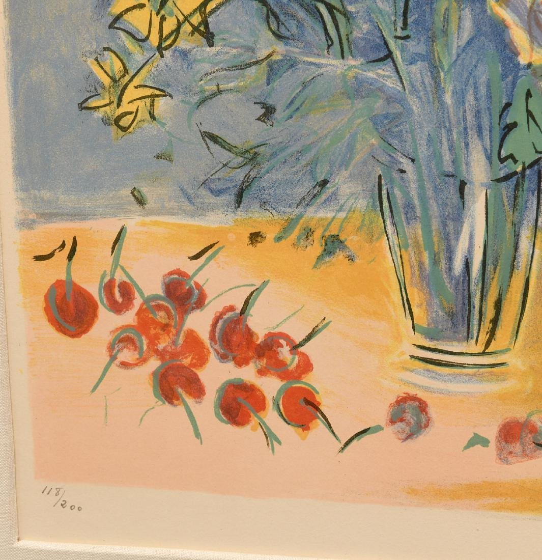 Jean Dufy, lithograph - 5