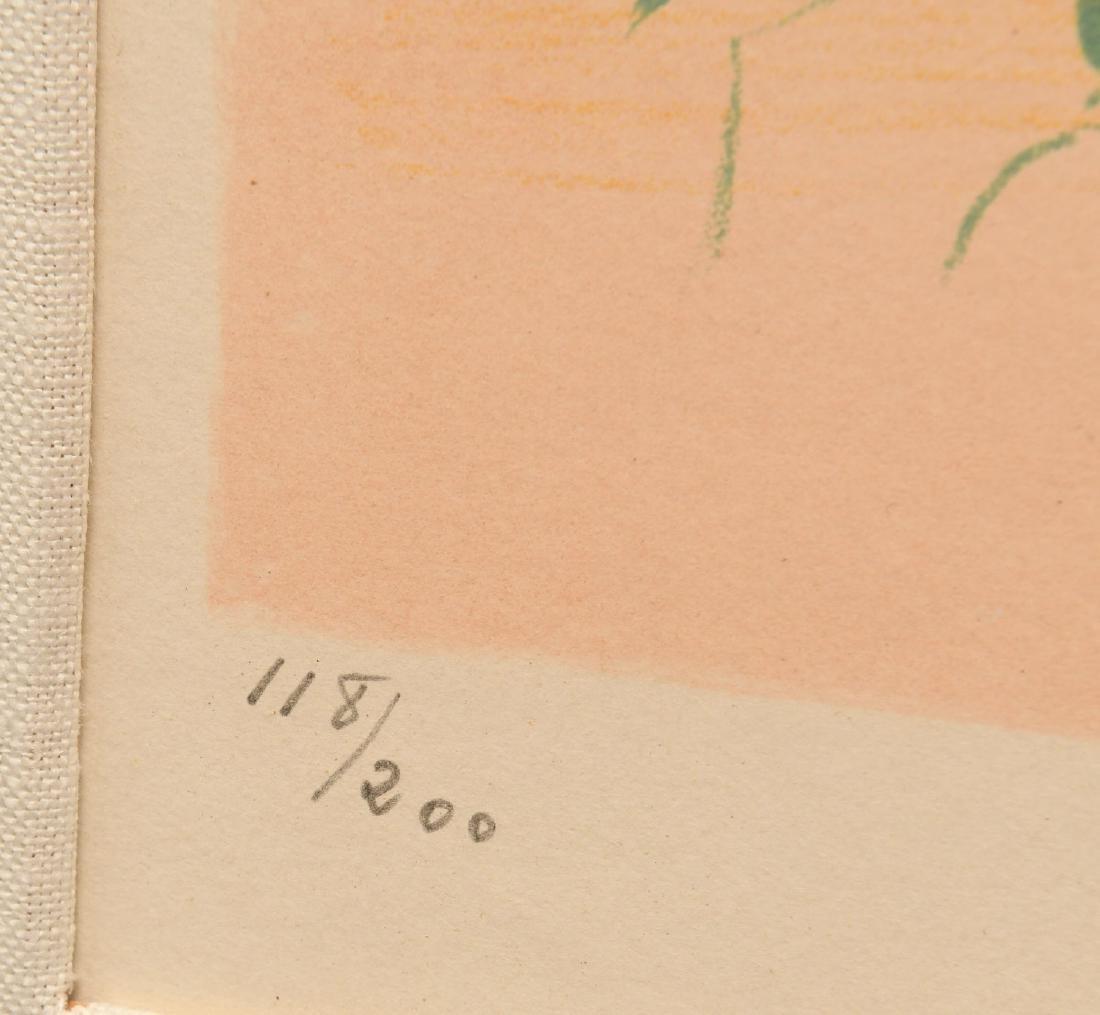 Jean Dufy, lithograph - 7