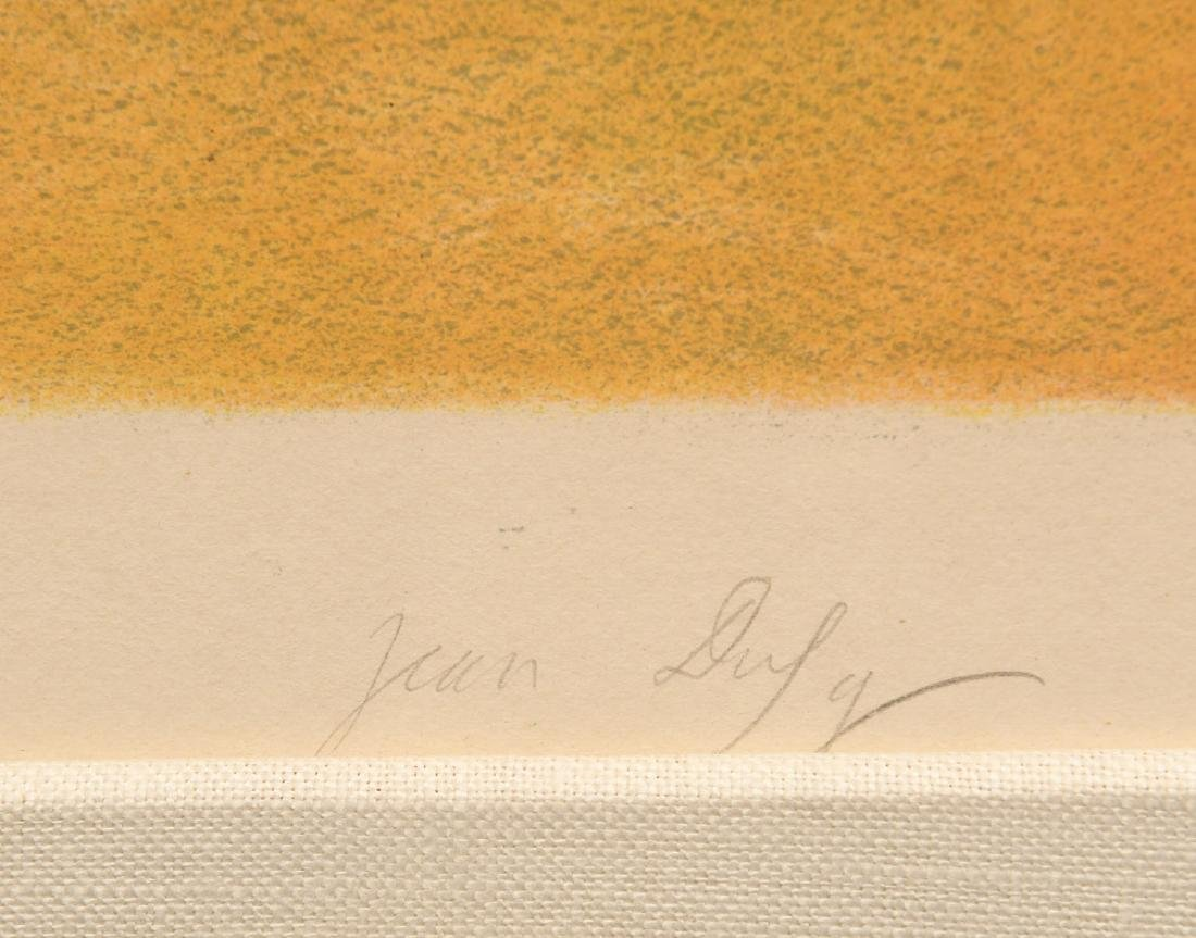 Jean Dufy, lithograph - 8