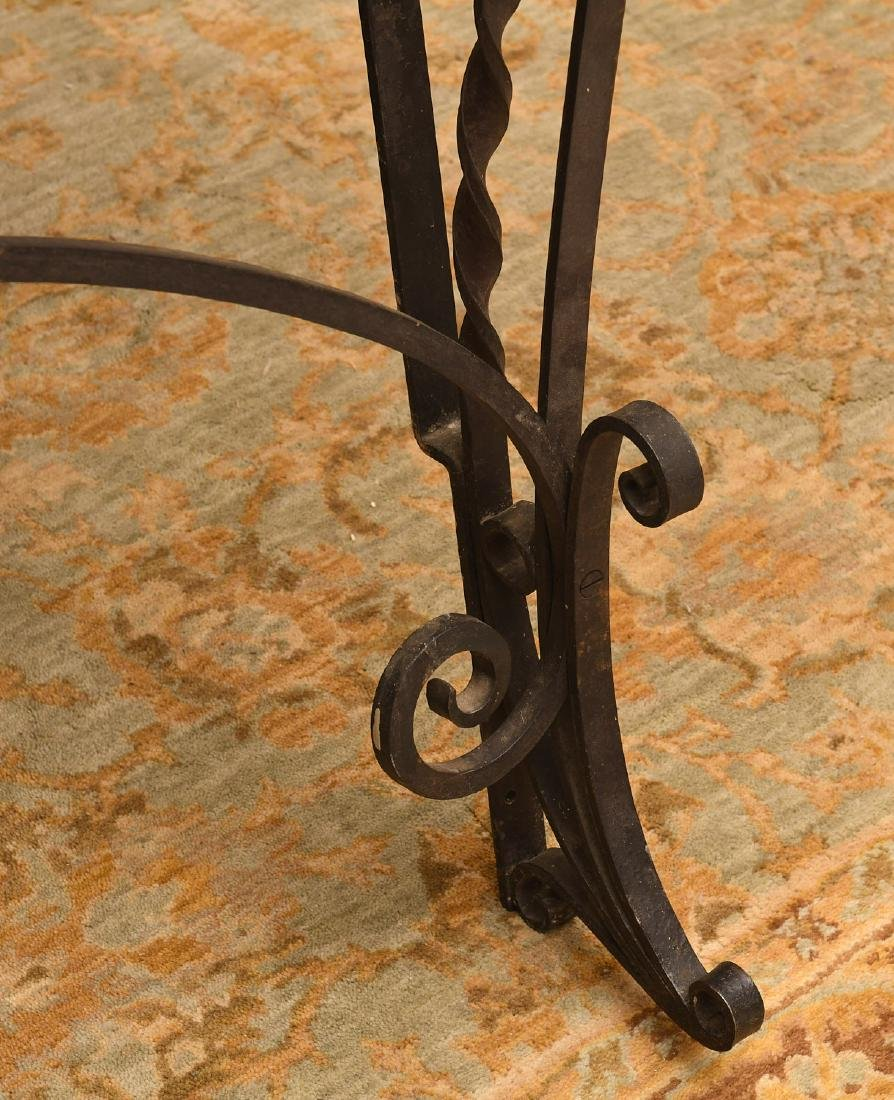 Spanish style console table - 6