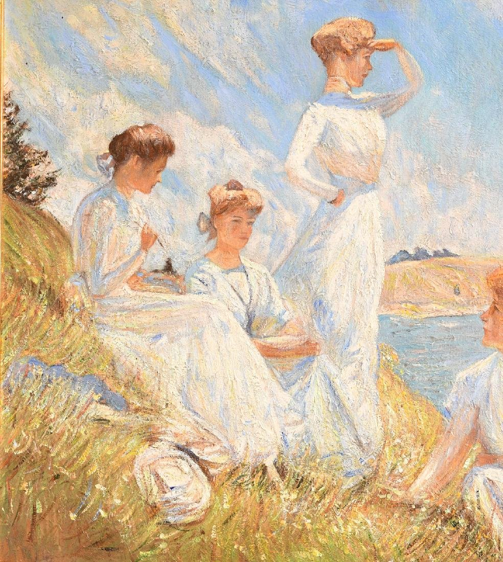After Frank W. Benson, painting - 3