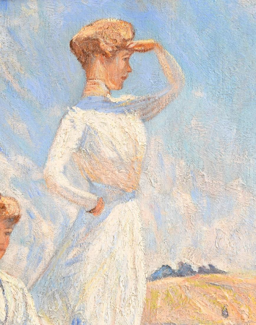 After Frank W. Benson, painting - 4