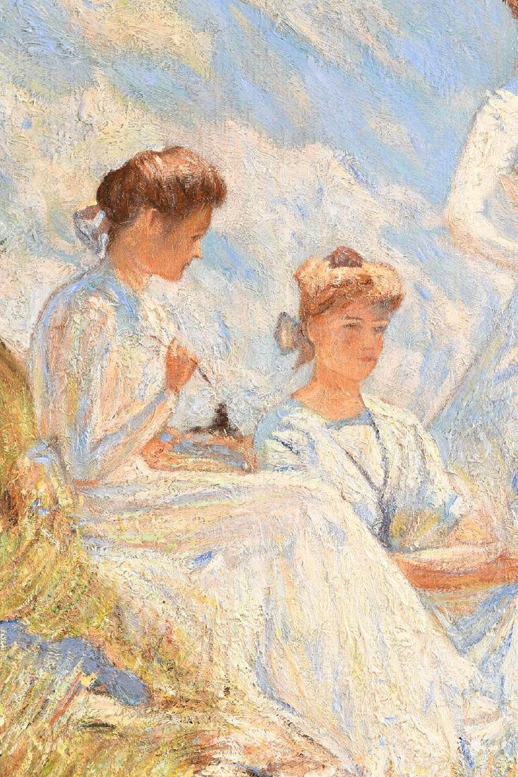 After Frank W. Benson, painting - 5