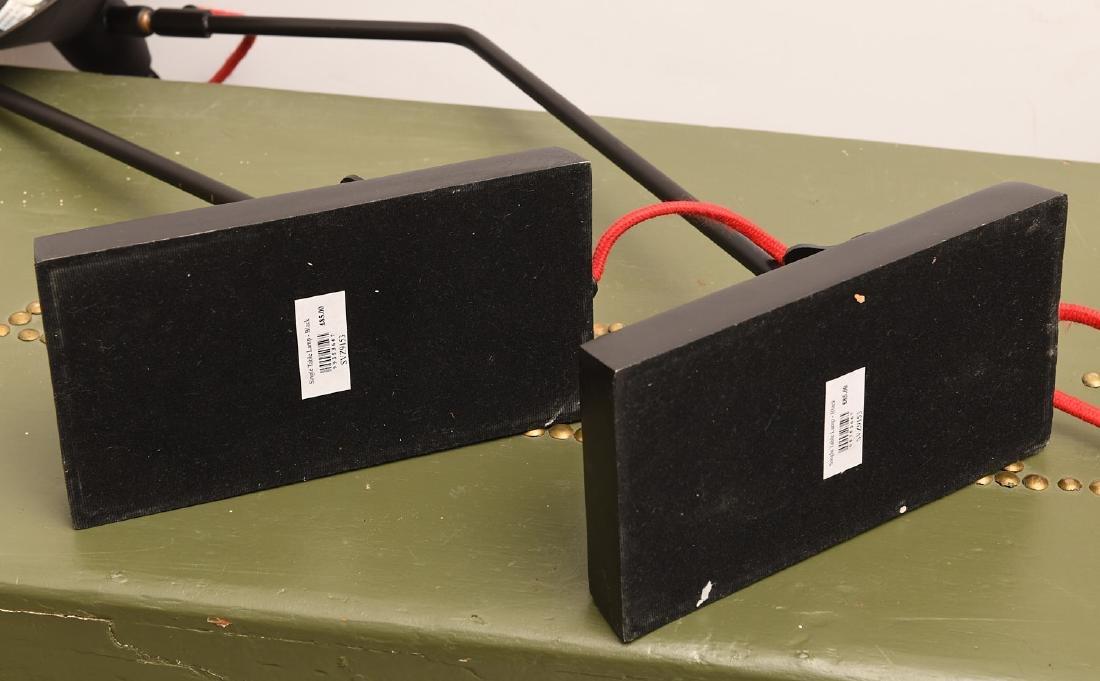 Pair Graham & Green desk lamps - 5