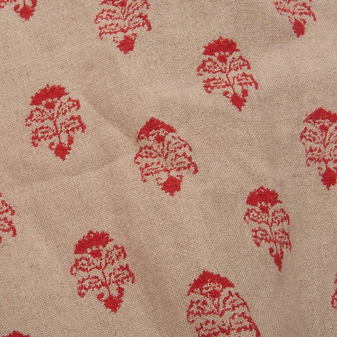 (4) fine drapery panels with cornice - 5