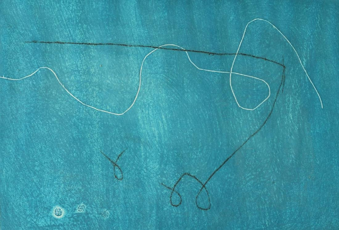 Hideo Hagiwara, woodcut - 2