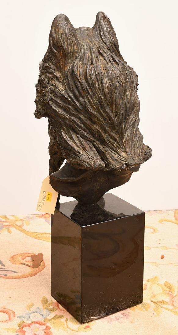 B. Roman, bronze Wolfman sculpture - 5
