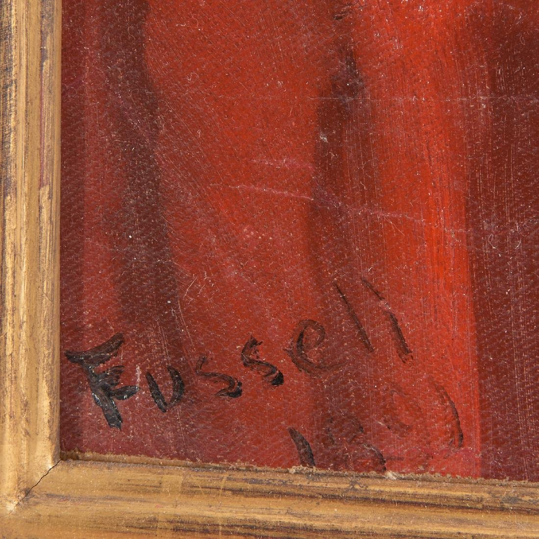 Charles Fussell, painting - 5