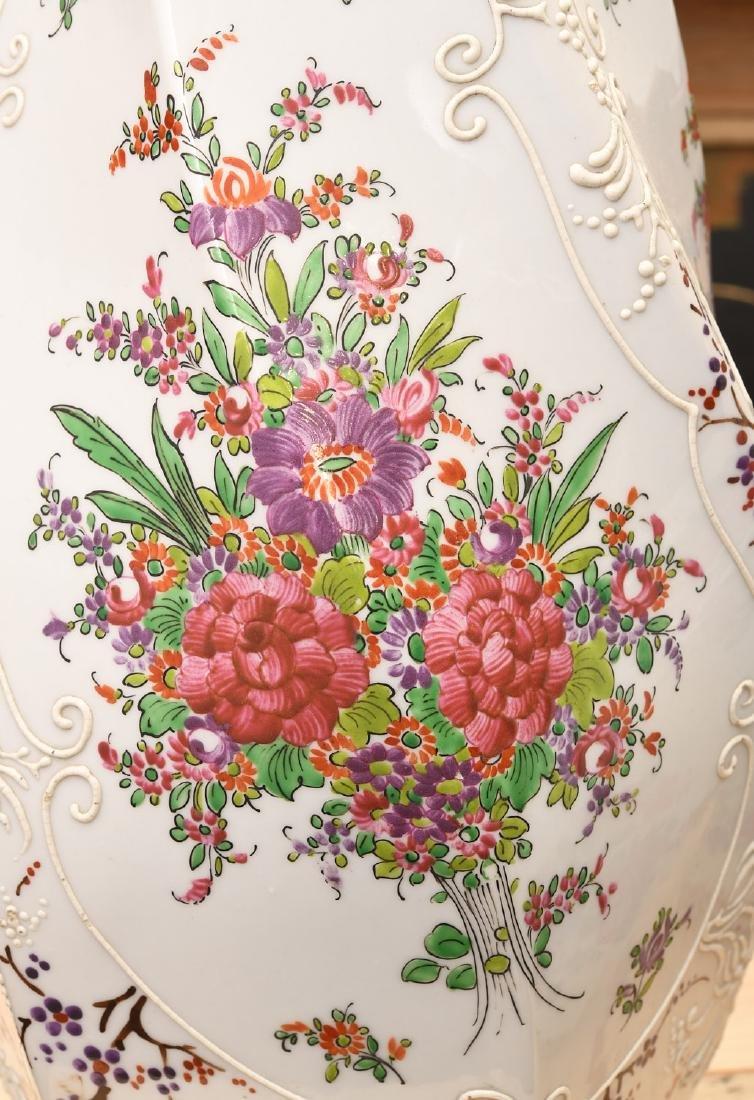 Samson Chinese Export style porcelain garniture - 7