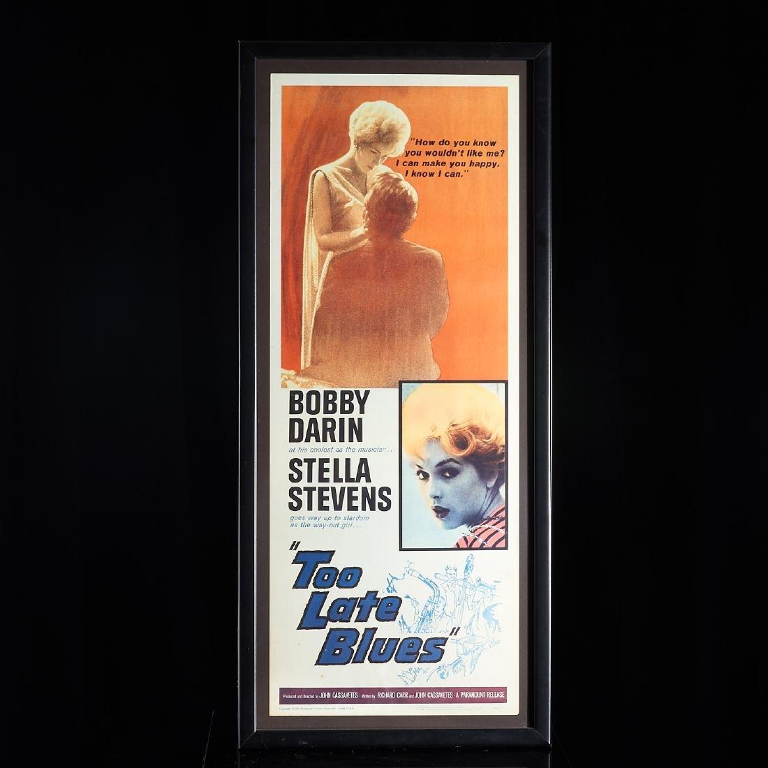 Too Late Blues, original movie poster