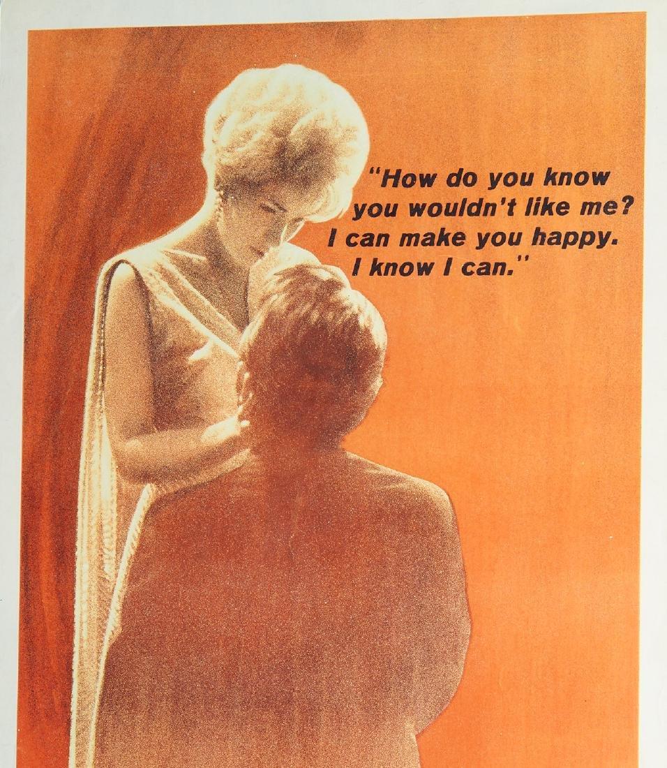 Too Late Blues, original movie poster - 2
