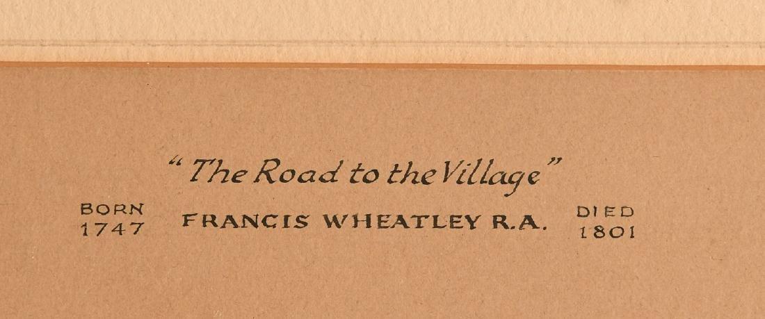 Francis Wheatley (attrib.), watercolor - 3