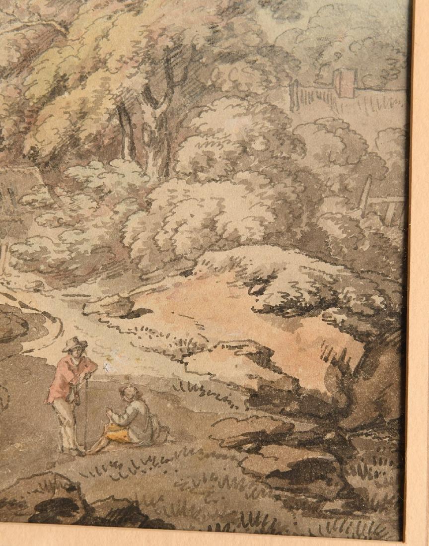 Francis Wheatley (attrib.), watercolor - 4