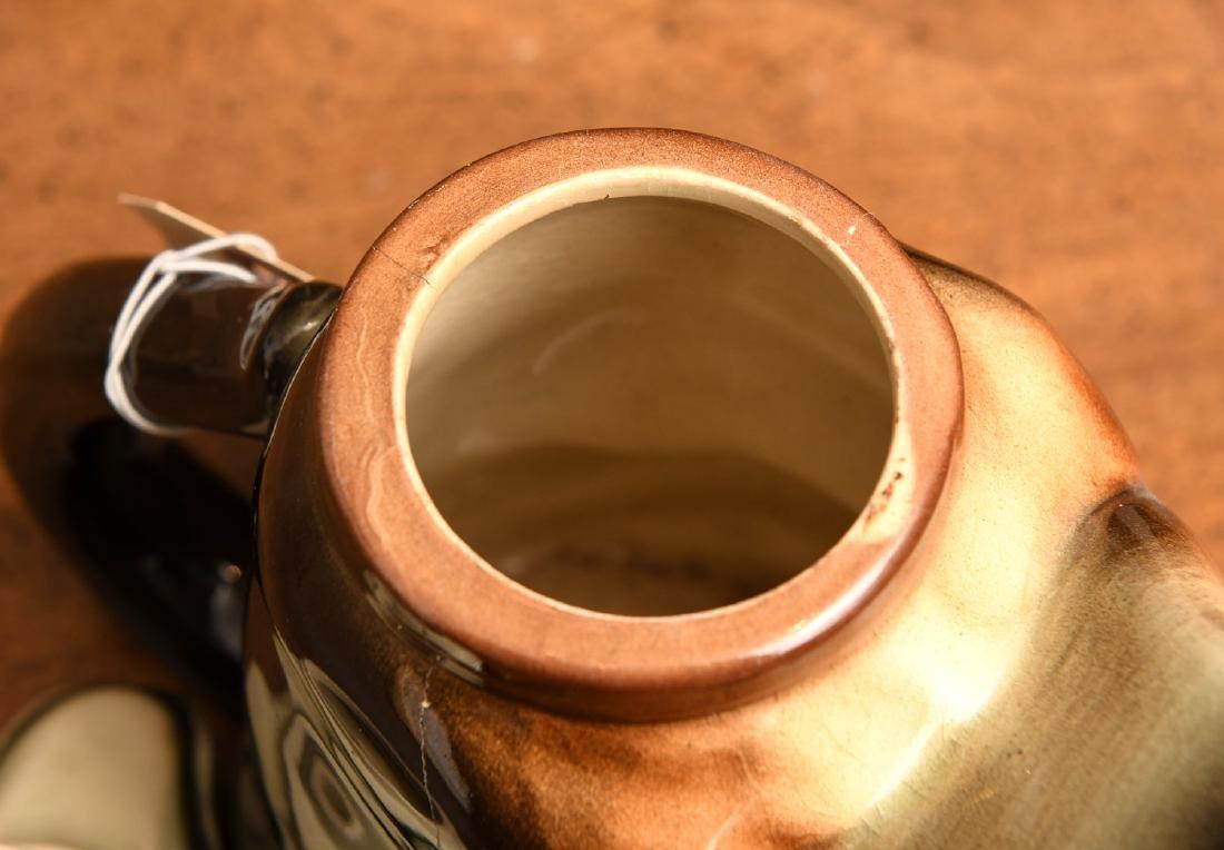 Erphila Germany Dachshund teapot - 4