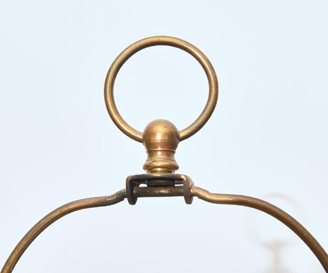 (2) Mid-century teak and metal floor lamps - 3