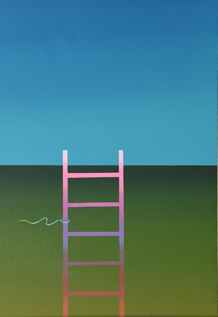 Braz Dias, painting - 3