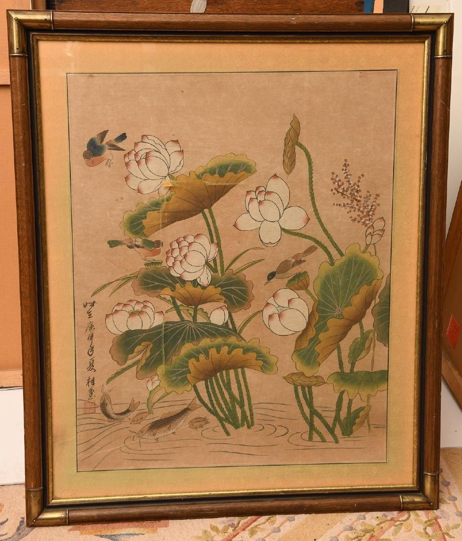 Japanese School, woodblock print