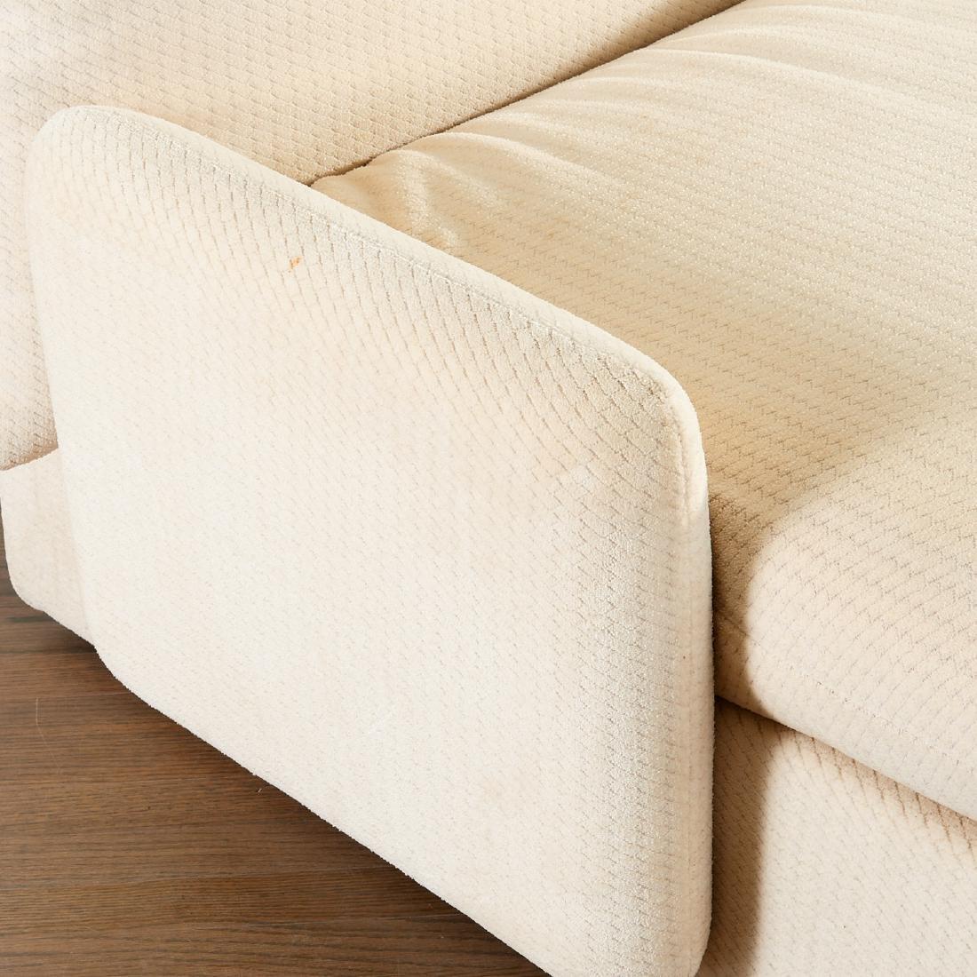 Gae Aulenti upholstered chaise longue - 2