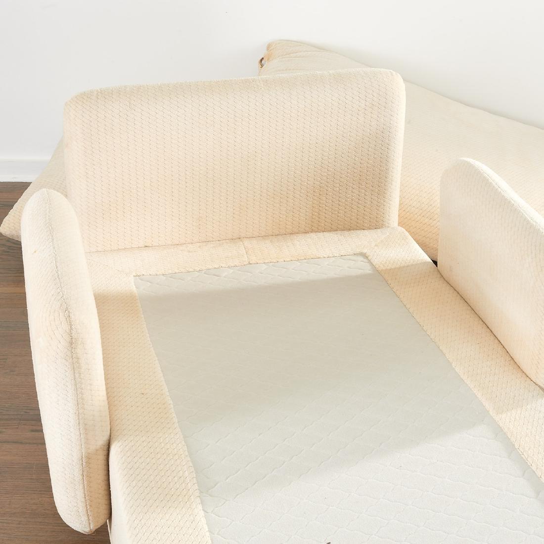 Gae Aulenti upholstered chaise longue - 3