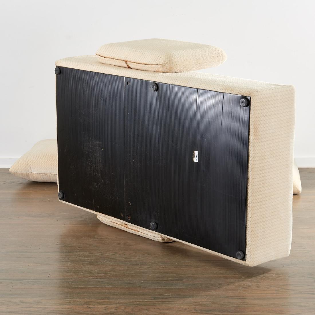 Gae Aulenti upholstered chaise longue - 6