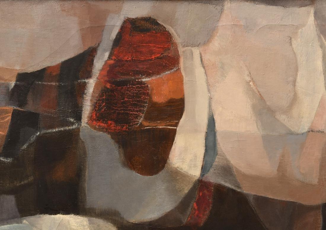Edith Simonds, painting - 2