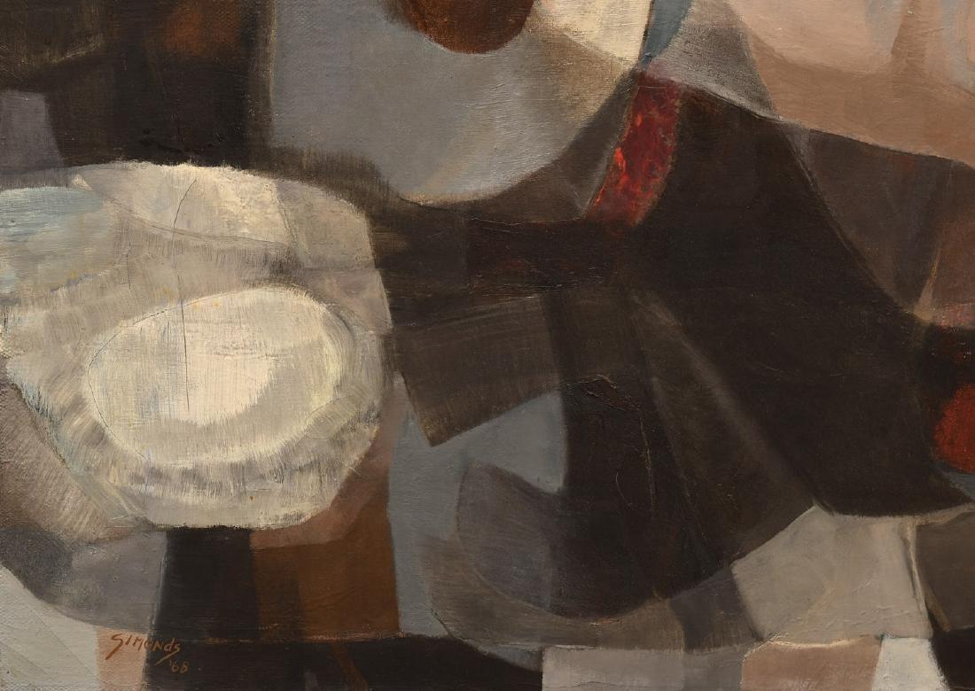 Edith Simonds, painting - 3