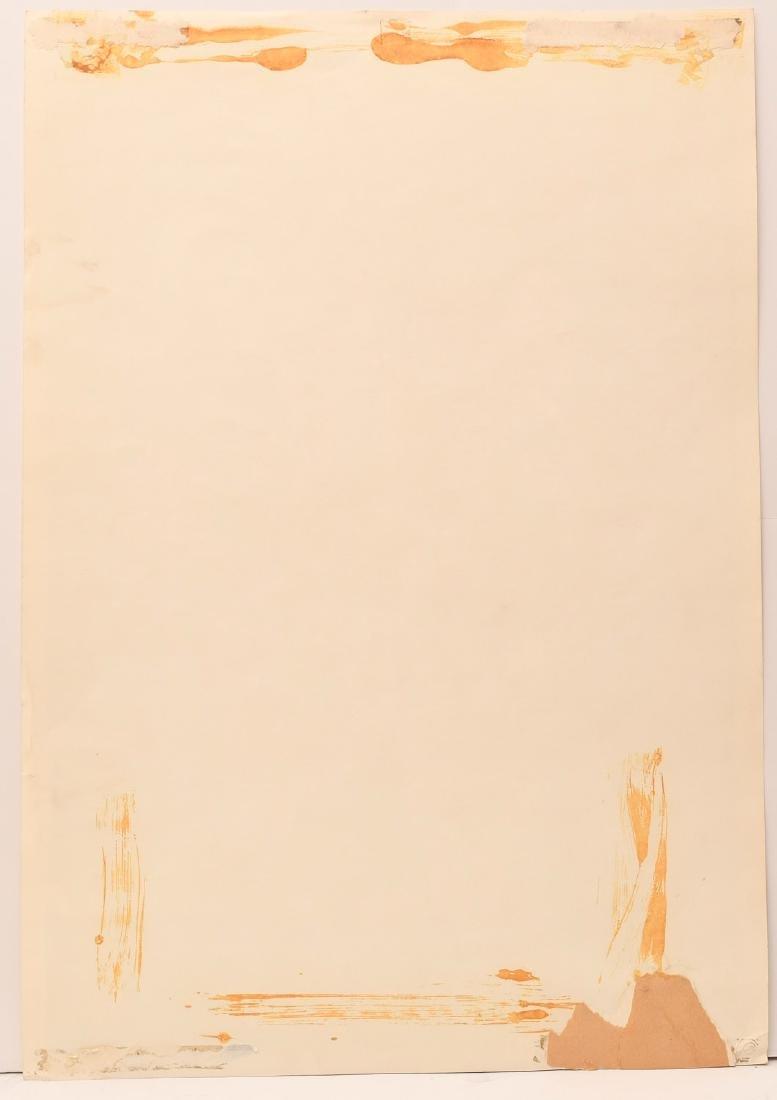 Norman Laliberte, lithograph - 8